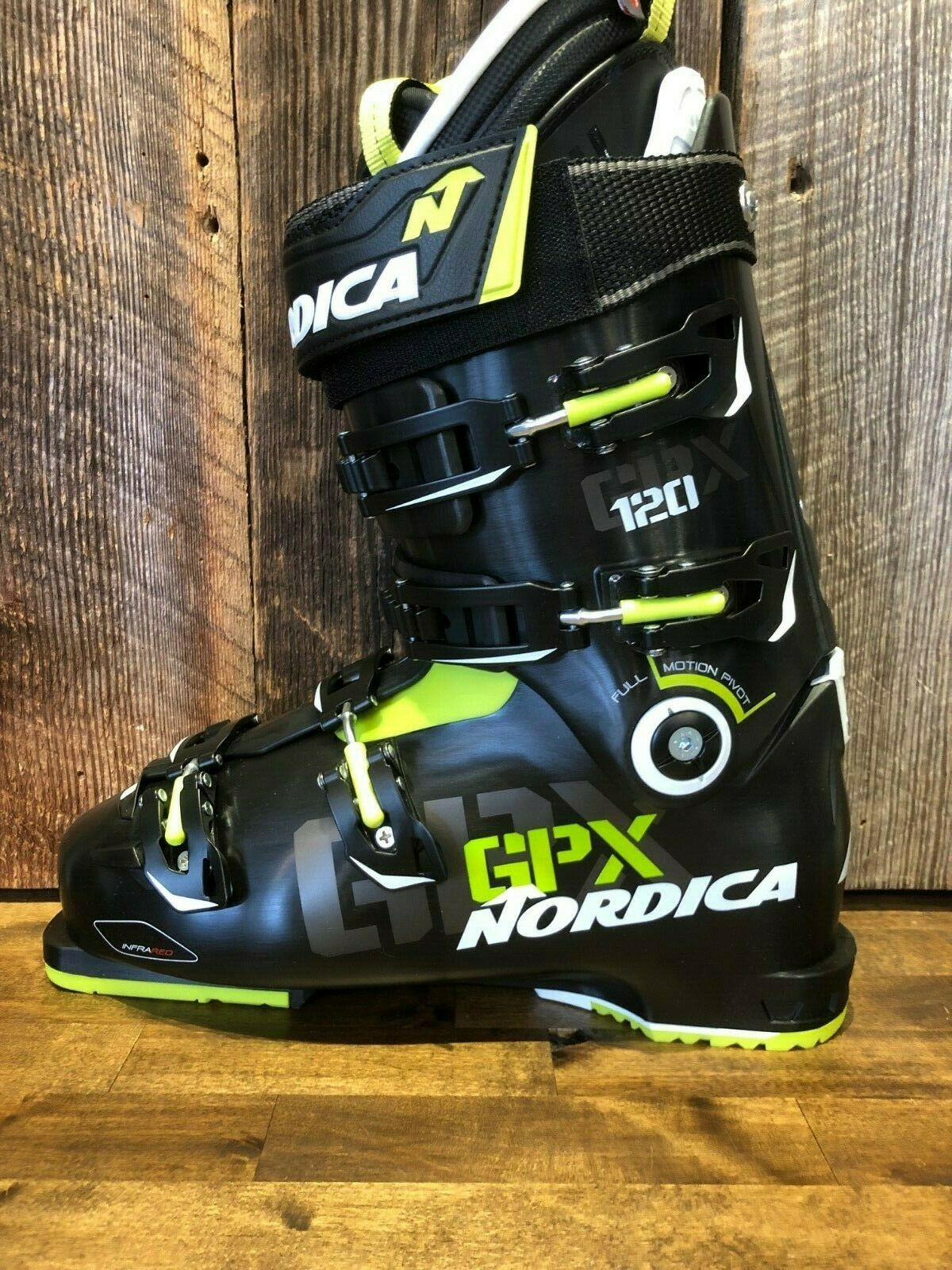 Norcica GPX 120 Storlek 10.5 (28.5) -Ny