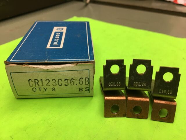 GE CR123C097A *BOX OF 3* OVERLOAD HEATER