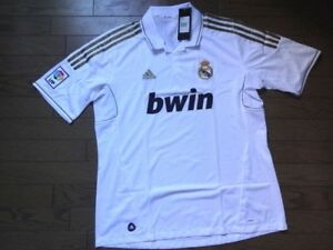 2073979e4 Real Madrid 100% Original Jersey Shirt XL 2011 12 Home Kit Still ...