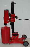 Bluerock ®tools 12z1 Lrbts Concrete Core Drill W/ Tilting Stand & Large Base