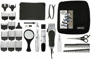 Wahl 30 pc home barber kit haircut trimmer beard hair cut clippers stock photo winobraniefo Image collections