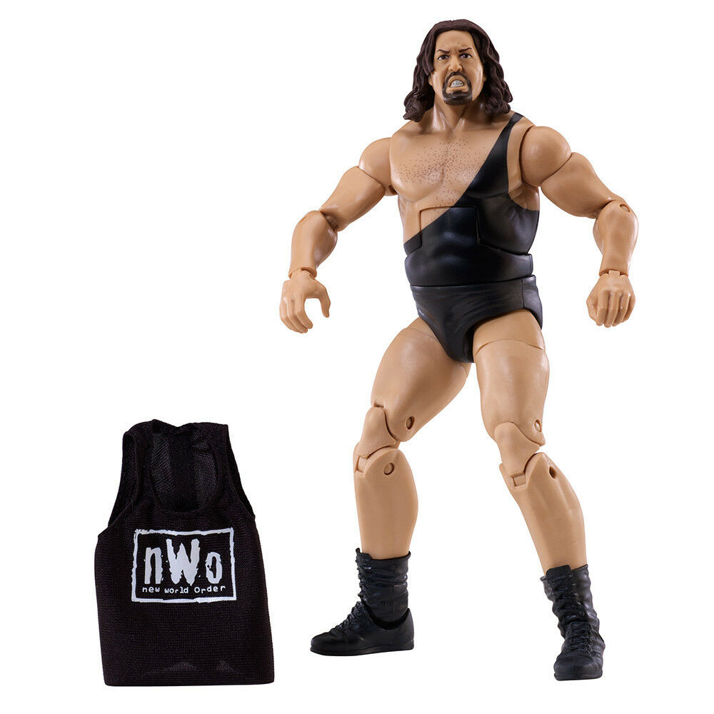 WWE ELITE Collection Series _GIANT 7 7 7 inch action figure w  nWo Shirt_New_MIB 6b482f