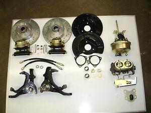 1954 1955 1956 ford front disc brake conversion new. Black Bedroom Furniture Sets. Home Design Ideas