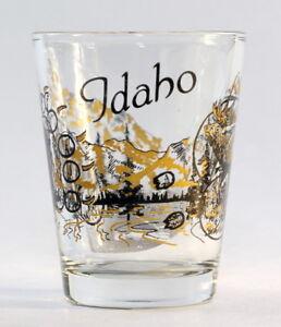 Idaho Wilderness Elk & Bear Verre à Shot Shotglass BBtdXZiR-09153205-168227709