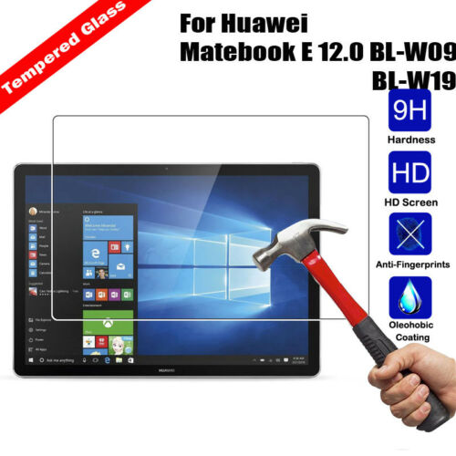 Premium Tempered Glass Screen Protector  For HUAWEI MediaPad M5 //M5 Pro//T2 Pro//E