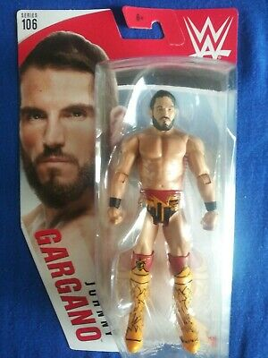 WWE WRESTLING FIGURE MATTEL JOHNNY GARGANO #106 BOXED BRAND NEW UK NXT Free Post