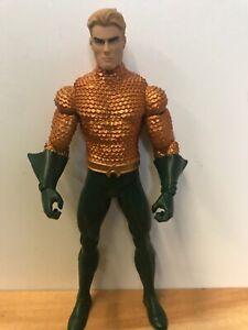 DC-Direct-Green-Lantern-Brightest-Day-Series-1-Aquaman-6-Loose-Figure-Rare-New