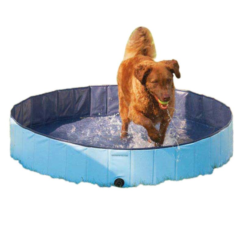 Guardian Gear Splash About Dog Pool M blue- ZW3188-10-92 pools 6  x 12  x 11.5