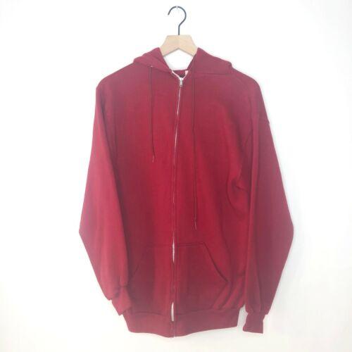 VTG Russell Athletic Hoodie Sweatshirt Jacket Size