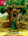Pirate Cove Pink Level Fiction: The Treasure Map by Alison Hawes, Lisa Thompson (Paperback, 2008)