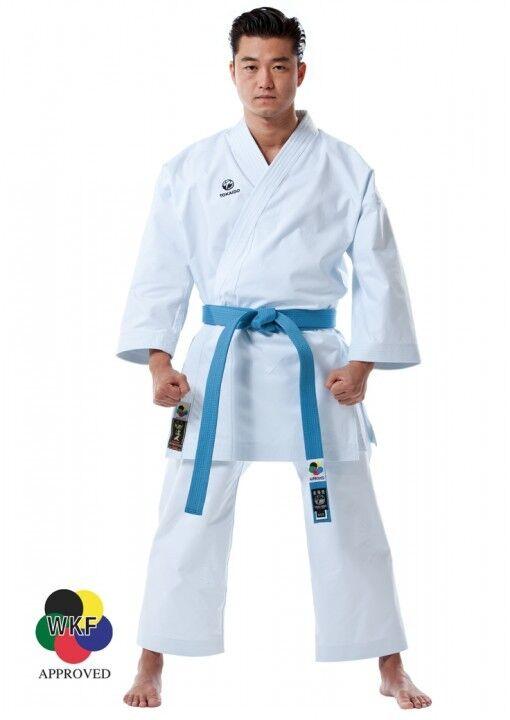 Tokaido- KARATEANZUG KATA MASTER PRO, WKF, 14 OZ. WEIß. Karate. Anzug. 150-200.  | Große Klassifizierung  | Toy Story
