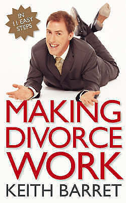 """""""AS NEW"""" Rob Brydon, Making Divorce Work: In 9 Easy Steps Book"""