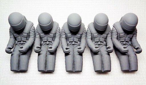 X5 1 18 racing driver figure Hans & Belt F1 Formula 1 Le Mans Touring Indy Rally