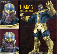 Marvel Comics THANOS with Infinity Gauntlet Kotobukiya Fine Art Statue 1/6 Scale