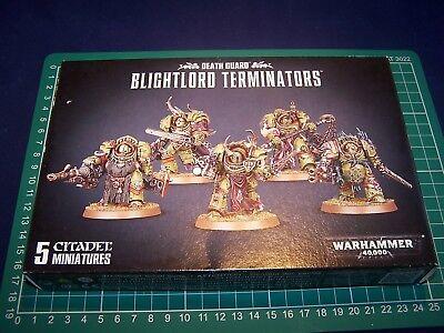 5x Chaos Terminators Torso C *BITS*