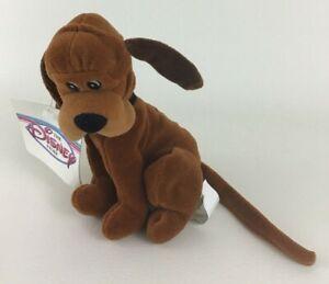Disney Store Lady And The Tramp Trusty Dog Bean Bag 8 Plush Stuffed Toy W Tags 437036852301 Ebay