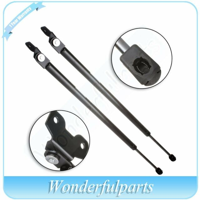 Qty(2)Front Hood Lift Support Strut Gas Spring For Acura