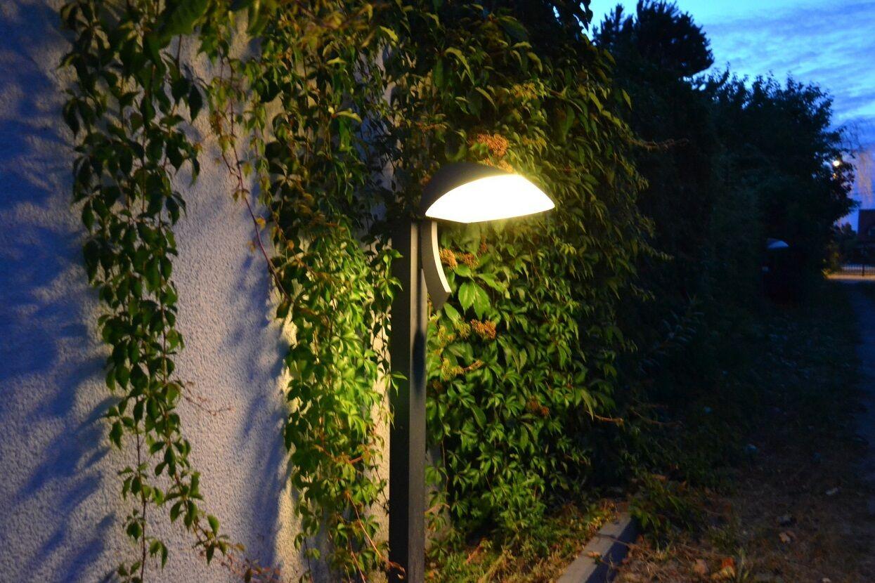 Da giardino per esterni pavimento piantana ip44 nuovo lampada
