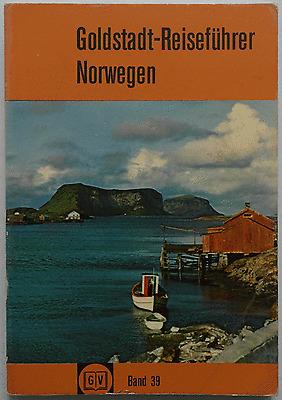 Goldstadt-Reiseführer - Norwegen / Werner Lange