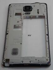 Black Mid Frame Camera Lens Samsung Galaxy Note 4 SM-N910T3 T-Mobile OEM #547