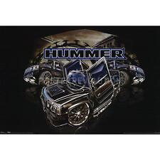 HUMMER poster 24x36
