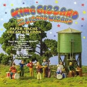 King-Gizzard-Tabla-amp-The-Lagarto-Mago-Papel-Mache-Dream-Balloon-Nuevo-CD
