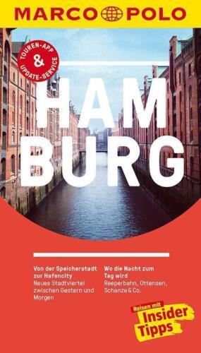 1 von 1 - MARCO POLO Reiseführer Hamburg (Kein Porto)