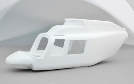 ECO 7 Complete Front Fuselage W Decal