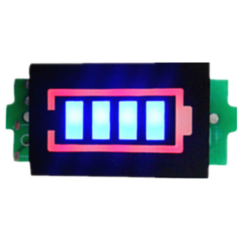1//2//3//4S Lithium Battery Capacity Indicator LED Display Power Tester BSG