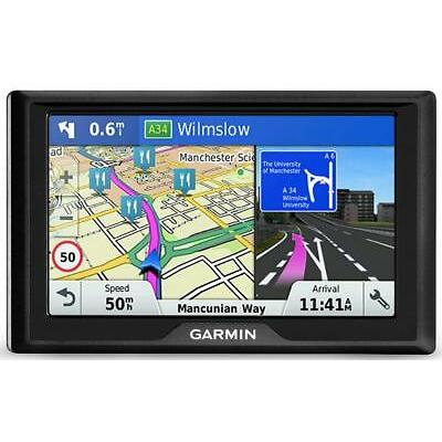 """Garmin Drive 51LMT-S with UK ROI and Western Europe Maps 5"""" Sat Nav Bluetooth"""