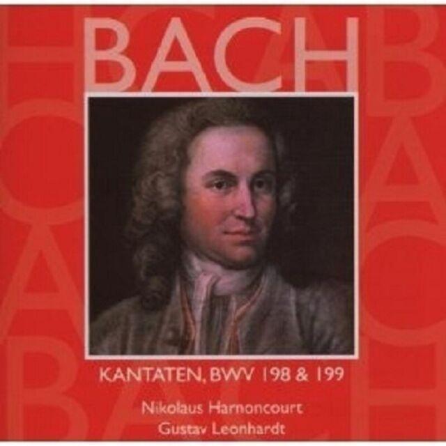 NIKOLAUS HARNONCOURT - KANTATEN VOL.60 BWV 19...CD NEU