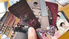 B.A.P ( BAP )  PHOTO CARD ((005)) - CARNIVAL TEASER VINTAGE - noir - all of 14