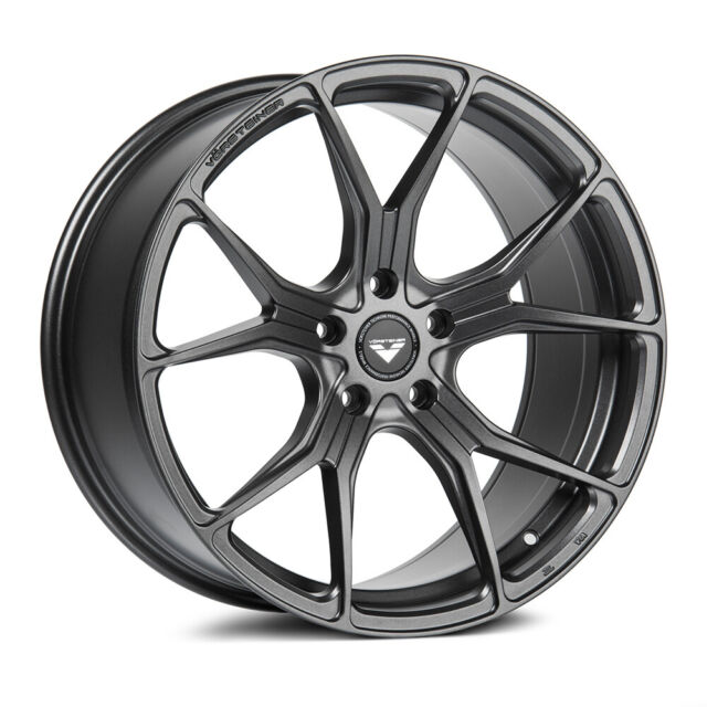 "19"" Vorsteiner V-FF 103 Forged Concave Graphite Wheels"