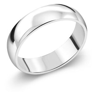 Image Is Loading 925 Sterling Silver Wedding Band Ring 5mm Wide