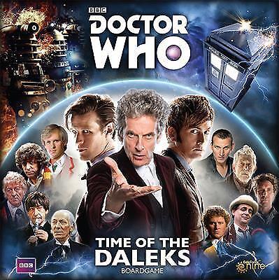 Doctor Who Time of Daleks including K9 K9 K9 2c3d04
