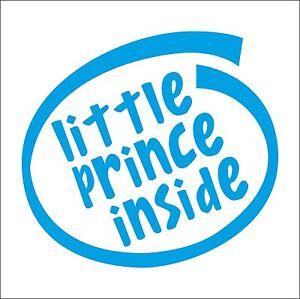 LITTLE-PRINCE-Inside-decal-sticker-vinyl-art-car-home-kids-children-newborn-room