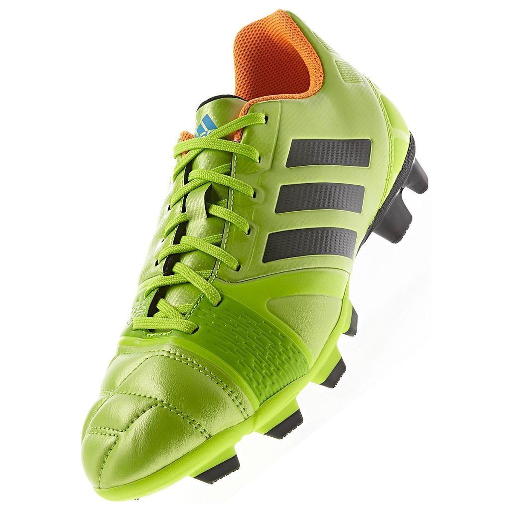 Adidas Nitrocharge Nitrocharge Nitrocharge 3.0 Trx Fg Firm Ground Soccer zapatos Solar basura. 70328d
