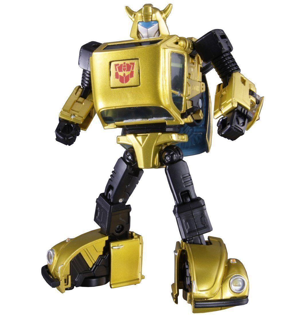 Transformers Takara Masterpiece MP-21 G oro Bumblebee BUMBLE G-2 VER.