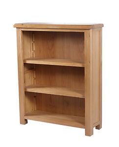 Casamoré Farmhouse Oak 3 Shelf Bookcase