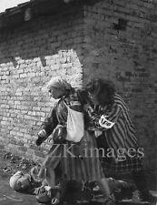 CAMP CONCENTRATION AUSCHWITZ Femme Kapo Jakubowska 1947