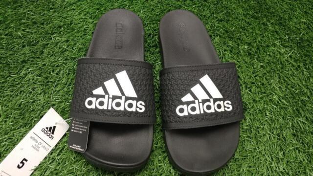 ded8cbf56230 Mens adidas Sz 13 Black Sandals Slides Adilette CF Ultra C S79352 ...