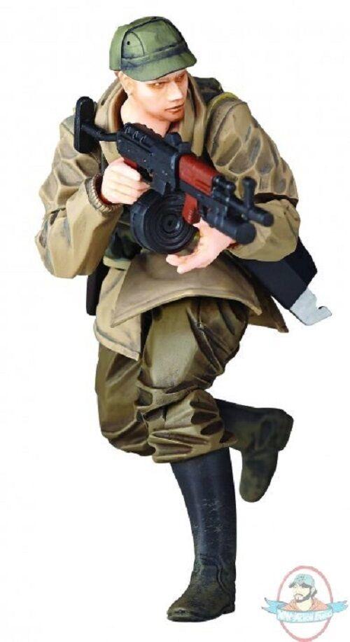 Metal Gear Solid V Rmex-002 Mgsv Tpp Soviet Soldier Kaiyodo