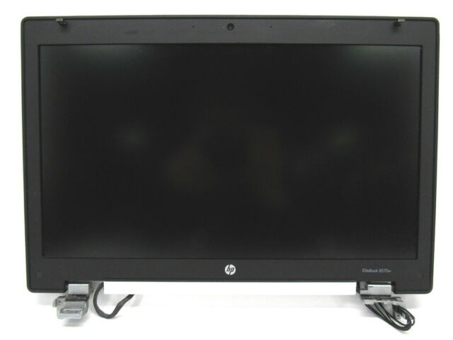 """HP Elitebook 8560w 15.6/"""" Genuine Laptop Matte LED LCD Screen Complete Assembly"""