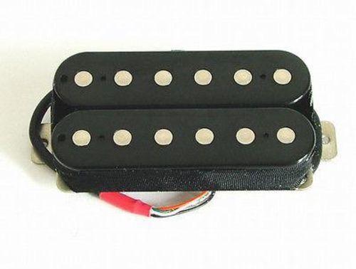 Artec Alnico 5 Guitar Hot Humbucker Bridge Pickup HOA112B Black
