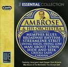 Essential Collection by Ambrose Orchestra/Ambrose & His Orchestra (CD, Sep-2009, 2 Discs, Avid Jazz)