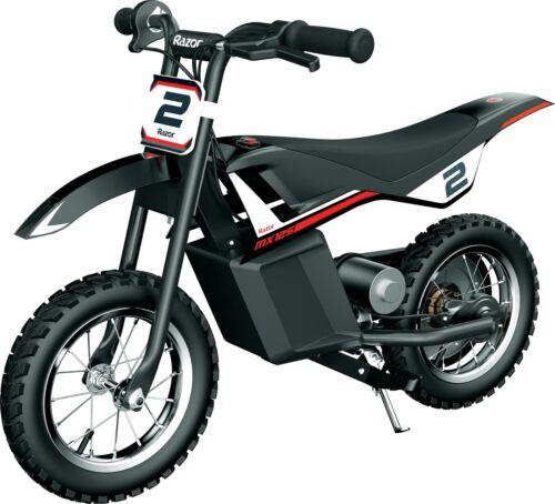 Bike Dirt Electric Ride On  Dirt Rocket MX125 Electric-Powered Ride on Dirt Bike