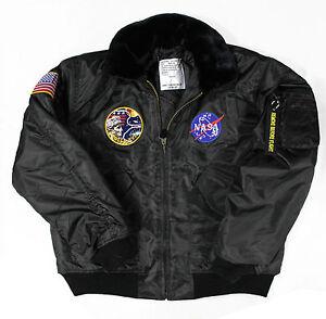 nasa apollo flight jacket - photo #4