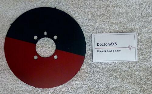 4 degrés avant Mazda MX5 Mk2//Mk2.5 1998-2005 Timing Trigger Plaque