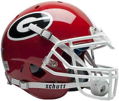 GEORGIA BULLDOGS NCAA Schutt AiR XP Full Size AUTHENTIC Football Helmet