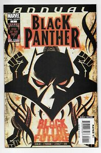 Black-Panther-Annual-1-2008-NM-1st-Appearance-Shuri-Black-Panther-MCU